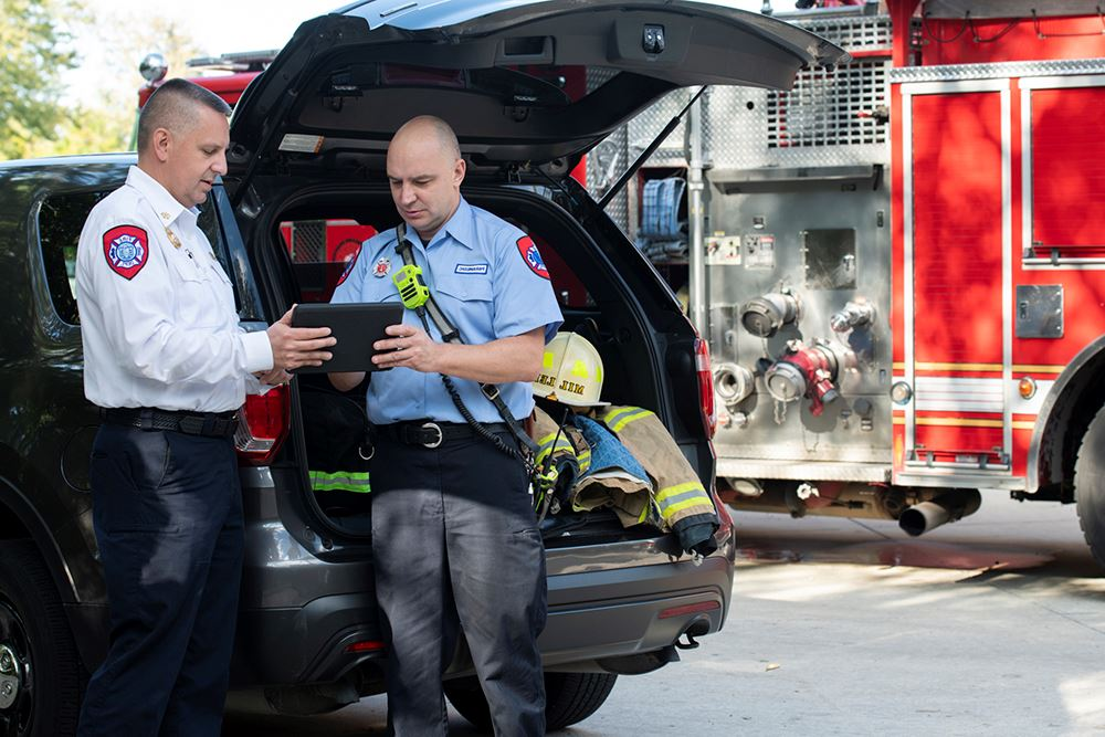 Prioritize Safety With On-The-Go Access to Critical Data
