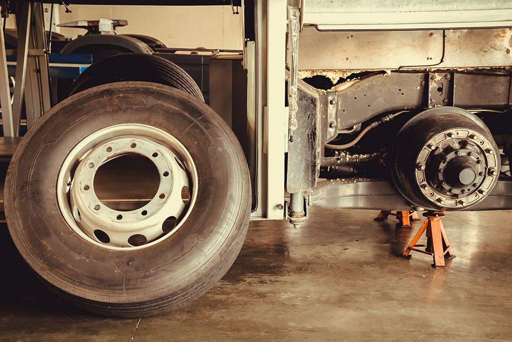 Fleet Maintenance Management for Safety and Records