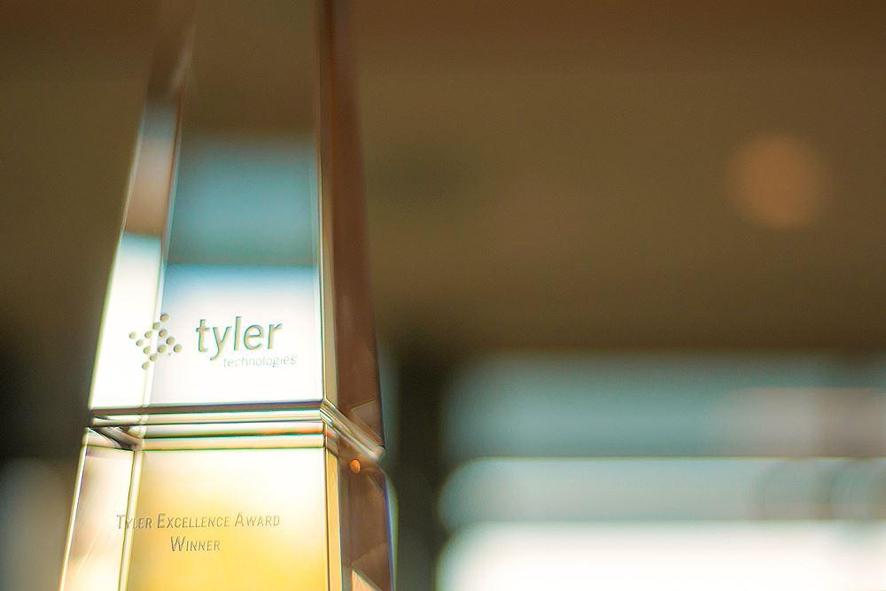 Tyler Excellence Award Winners