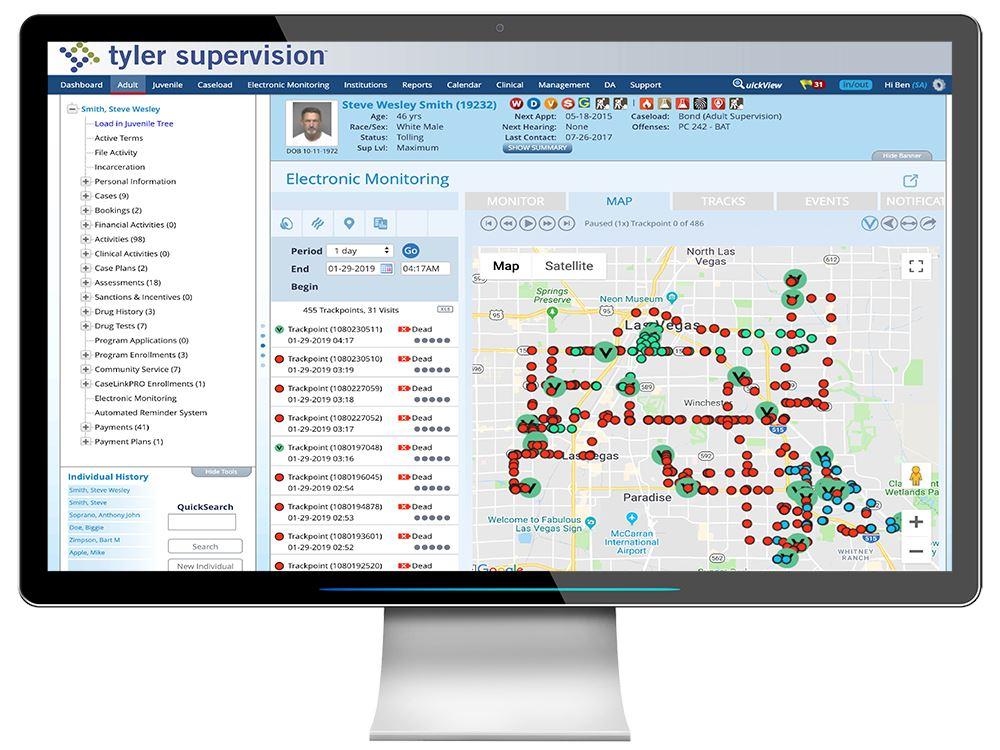 Tyler Supervision | Tyler Technologies